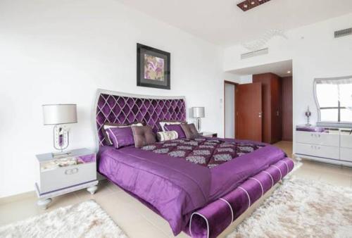 Luxury Master Bedroom in 4 BR Apartment