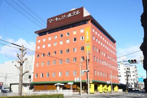 HOTEL1-2-3Maebashi Mercury