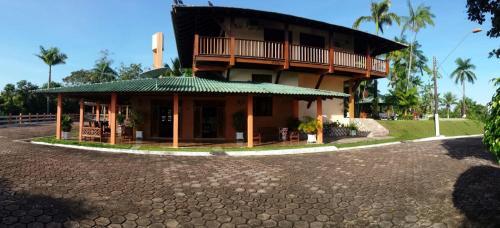 Casa no Lago Verde