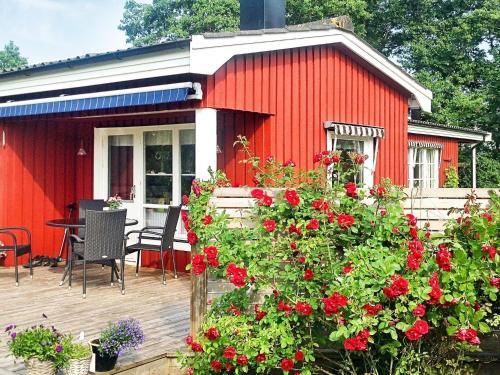 Foto hotell Holiday Home Buaråsvägen