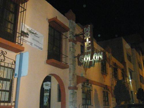 Hotel Colon Zacatecas