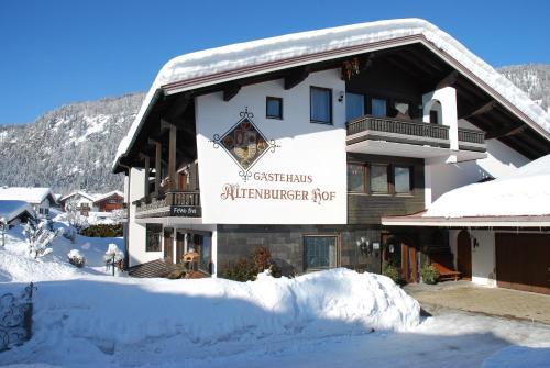 Altenburger Hof Appartement