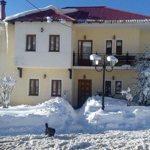 Το Natasa Rooms τον χειμώνα