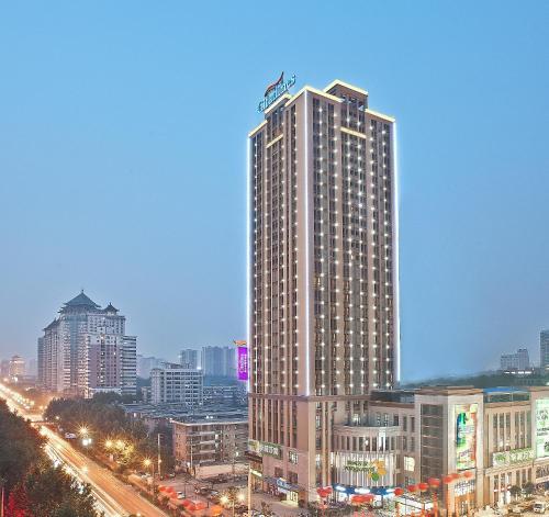 Citadines Xingqing Palace Xi'an