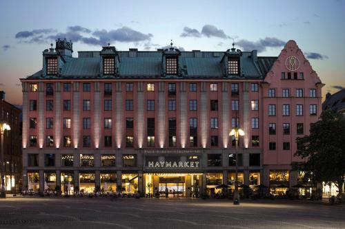 Foto hotell Haymarket by Scandic