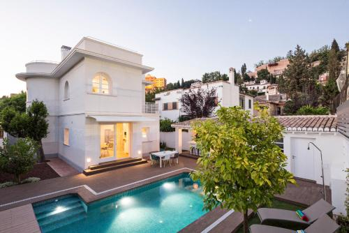 Vacation Home Luxury Design House with Pool, Granada, Spain ...
