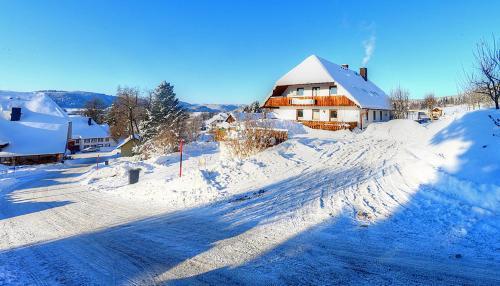 Haus am Berg