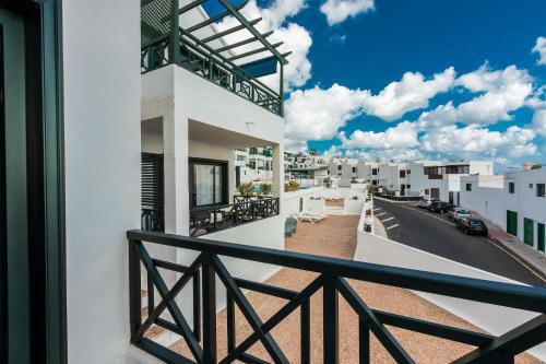 Un balcón o terraza de Lizzy apartment