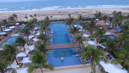 A view of the pool at Mandara Lanai or nearby