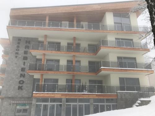 Apartmány Hrebienok Resort