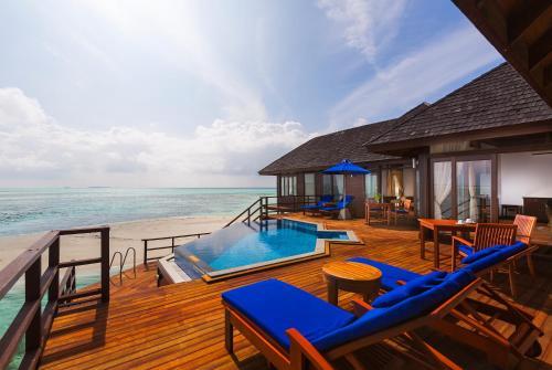 Resort Olhuveli Beach Spa Maldives Malediven Zuidelijke Malé Atol Booking