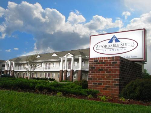 Affordable Suites Conover / Hickory