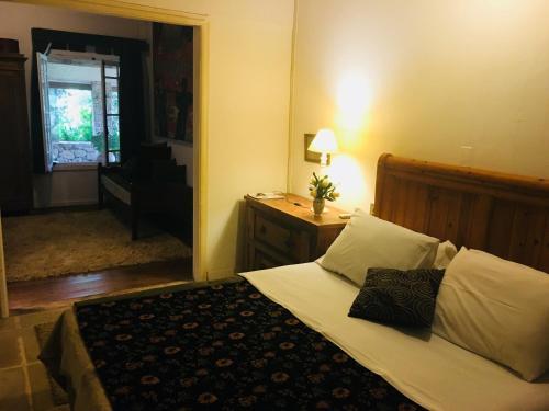 A bed or beds in a room at CasaT Aptos Exclusivos CRIS 3