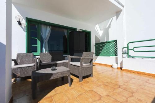 Zona de estar de La Dolce VIta apartment