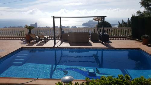 Lux Villa Panorámica 180º Atalayas