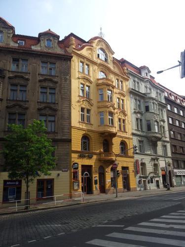 Wandering Praha B&B