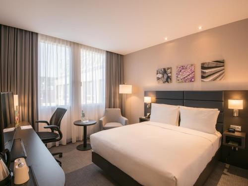 Bild på hotellet Hilton Garden Inn Frankfurt City Centre i Frankfurt