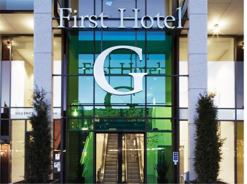 Foto hotell First Hotel G