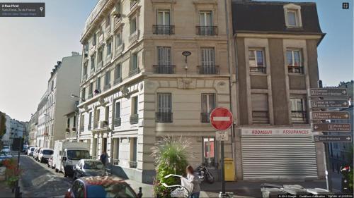 Appartement chic apart in paris frankrijk saint denis booking