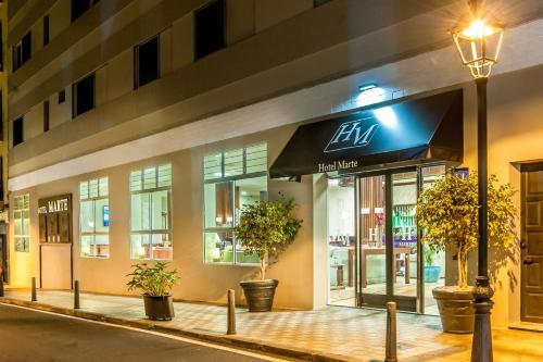 Hotel Marte Spanien Puerto De La Cruz Booking Com
