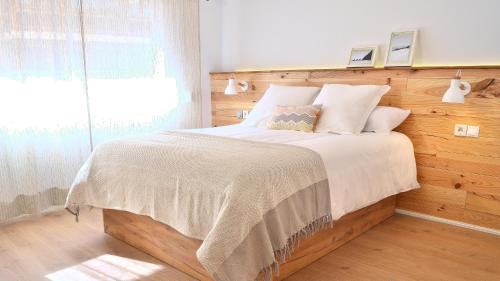 Кровать или кровати в номере ABAL Apartments - Teatro