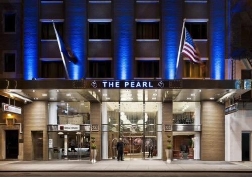 The Pearl Hotel Usa New York Booking Com
