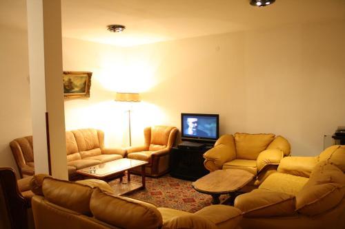 Zona de estar de Villa Kostic Kopaonik