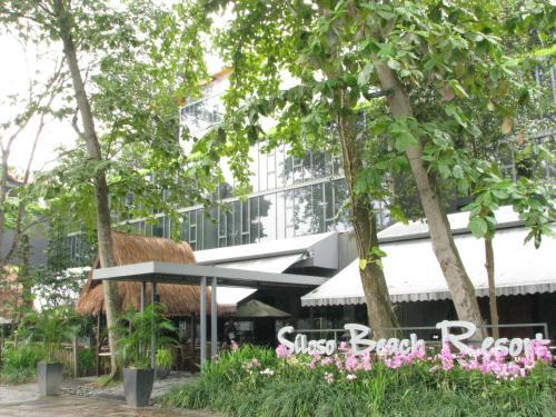 Siloso Beach Resort, Sentosa