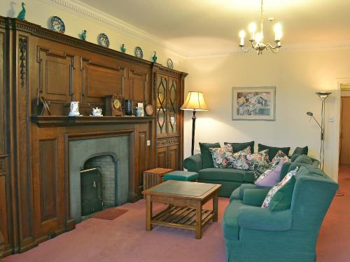 A seating area at 4 Broomriggs