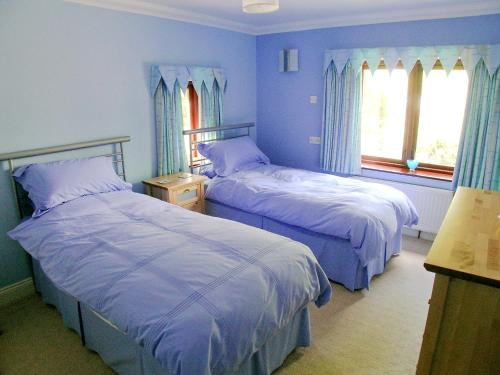 A bed or beds in a room at Bank End