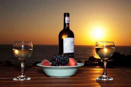 Drinks at Mistral-Patmos