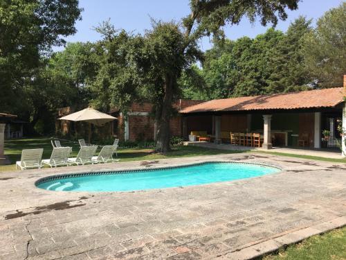Finca Casa de Campo Mexicana (Mexico Tepeji de Ocampo ...