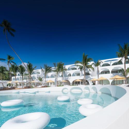 The swimming pool at or near SALA Samui Chaweng Beach Resort