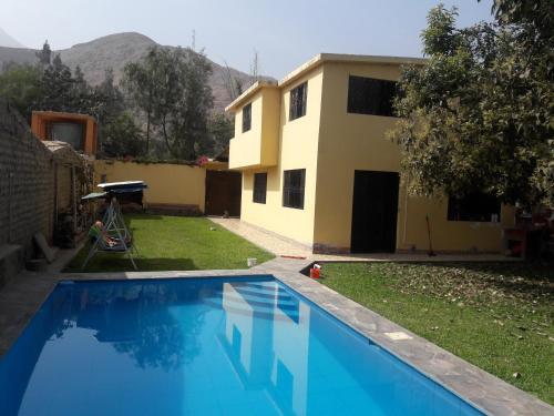 Casa de Campo Giovicres, Cieneguilla – atnaujintos 2018 m ...