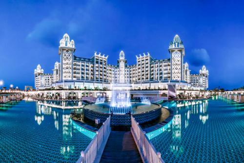 Hotel Granada Luxury Belek Turkey Booking Com