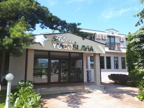 Karta Yugoslavia.Hotel Yugoslavia Niksicius Atnaujintos 2019 M Kainos