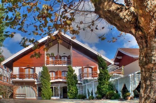 Pousada Villa Capivary Campos do Jordão
