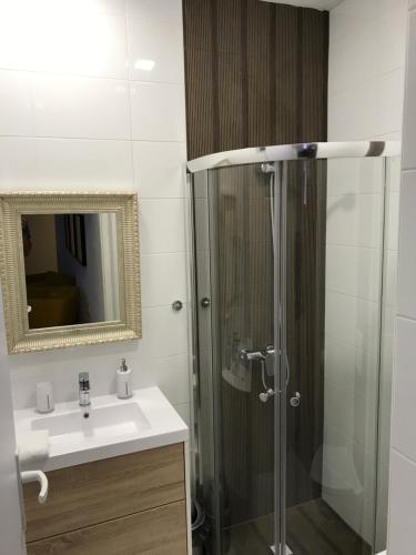 Kupaonica u objektu Villa Nora