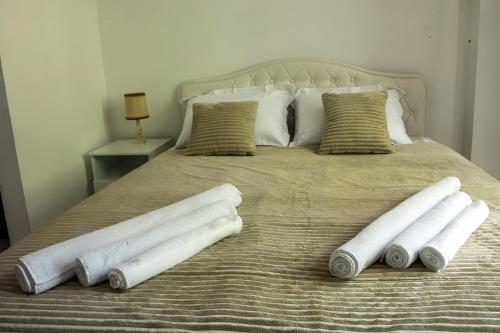 Krevet ili kreveti u jedinici u okviru objekta Natalie's Apartment