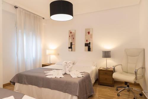 Bonito apartamento cerca de la Plaza Mayor (C/Segovia 10 ...