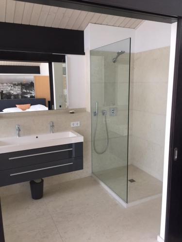 Ein Badezimmer in der Unterkunft Residence