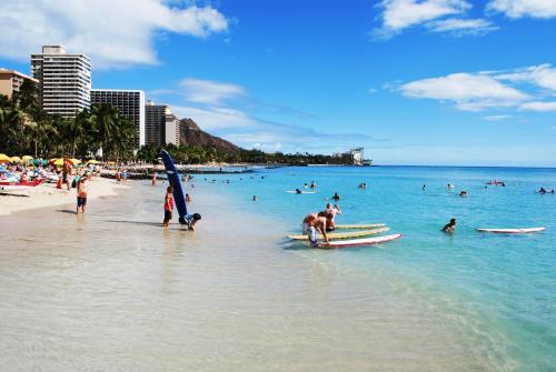 Waikiki Sunset Apartment