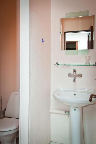 Ванная комната в Гостиница Бремен