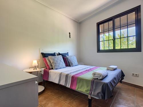 Un ou plusieurs lits dans un hébergement de l'établissement Roda Apartment Penthouse - GTB