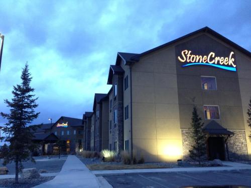 石頭小溪酒店