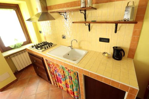 A kitchen or kitchenette at Martin house