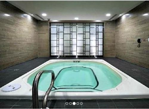 Spa and/or other wellness facilities at Pelican Suites at North York