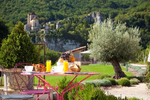 Hôtel-Spa Le Saint Cirq