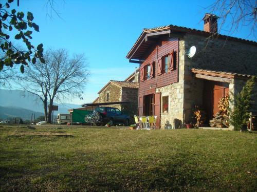 Casas rurales catalu a alojamientos rurales en catalu a espa a - Casa rurales en cataluna ...