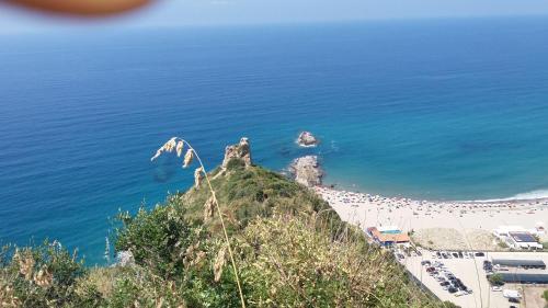 A bird's-eye view of Casa Vacanze Poggio degli Ulivi